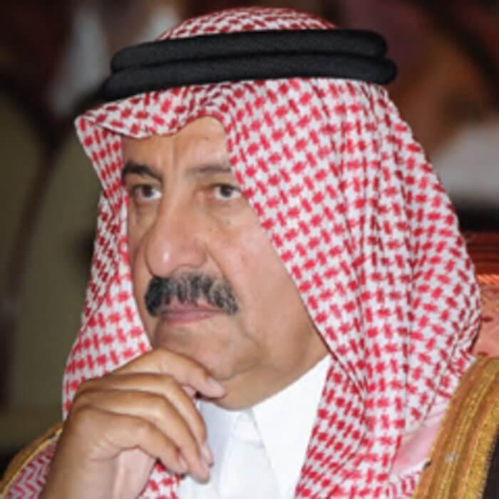 Prince Sultan Bin Mohammed Bin Saud Al Kabeer - Net Worth $3.8 Billion