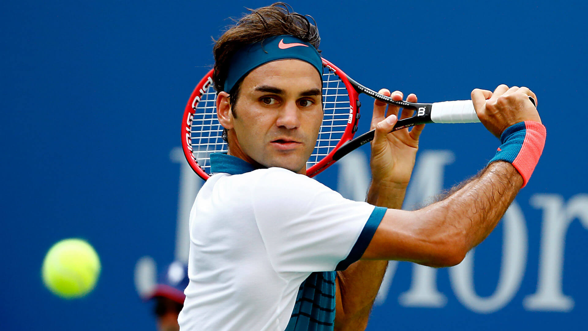 Roger Federer - One of the Richest Sportsman in the World