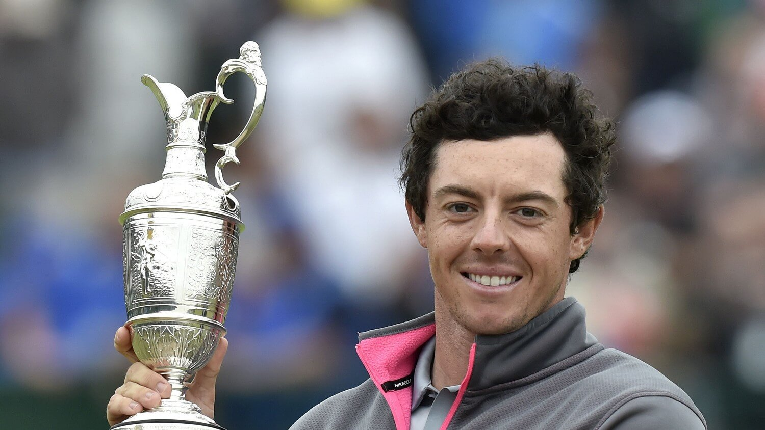 Rory Mcllroy - 10 richest sportspersons in the world right now