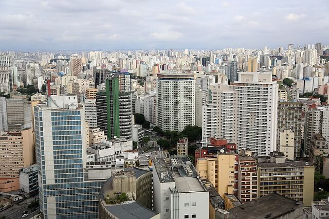 Sao Paulo, Brazil and Guangzhou, China (3173 sq. km) Top 10 Largest Cities in the World by Land Area
