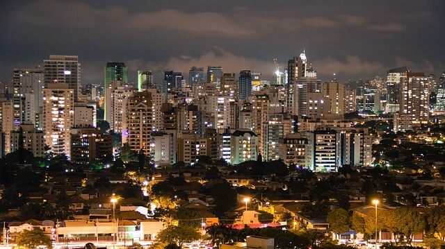 Sao Paulo, Brazil most densely populated cities in the world