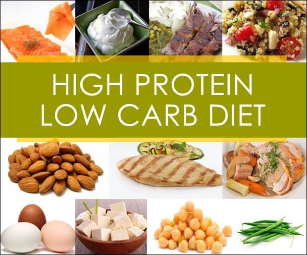 Start Consuming High Protein Diet tips on eating healthy and losing weight