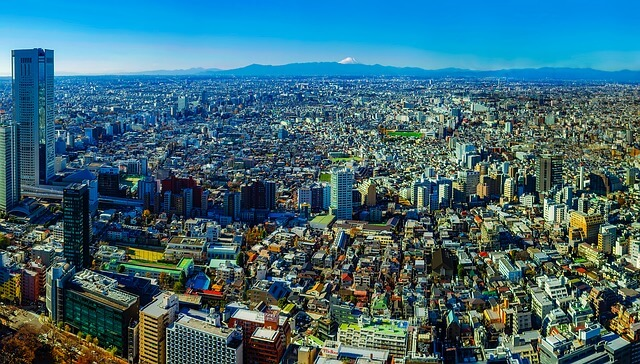 Tokyo (Japan) Most Populated City in the World 2017