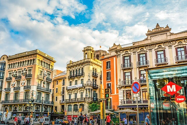 barcelona-beautiful places to visit in the world