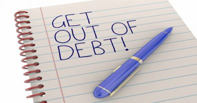 10 Simple Ways to Get Out of Debt