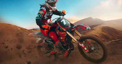 Cross Country Travel on 2 Wheels: A Motorcycle Tour