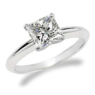 How Much Should A  Carat Princess Cut Ring Cost