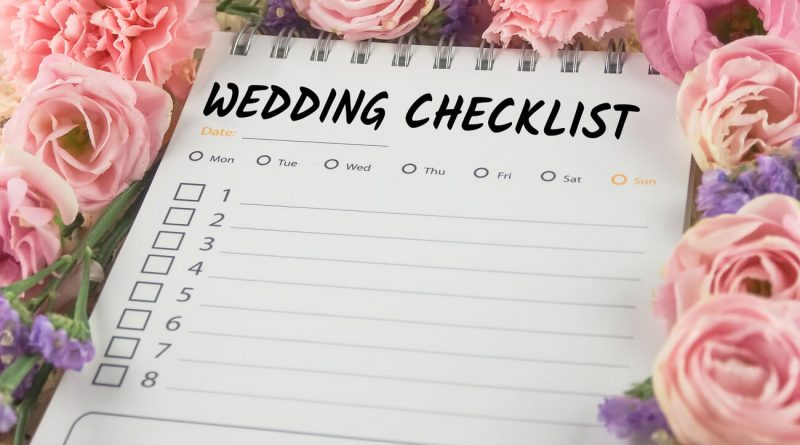 Top 10 Wedding Necessities You Need to Account For