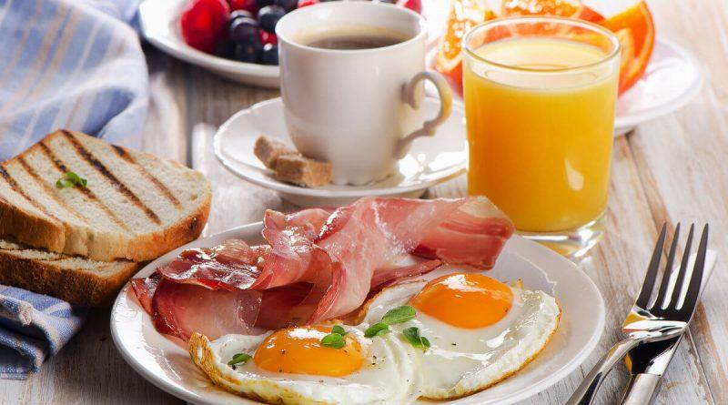 Low-Carb Breakfast Ideas