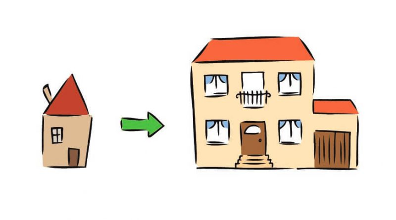 Upsizing or Downsizing Your Home What is Right for You