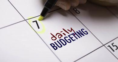 Helpful Benefits of a Daily Budget Planner