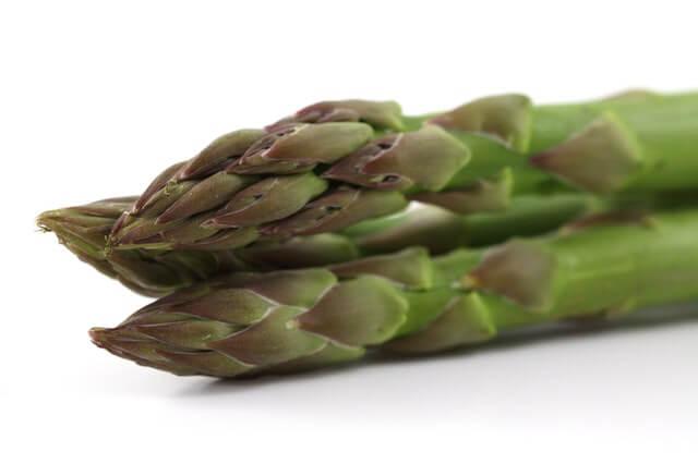 Freezing Asparagus