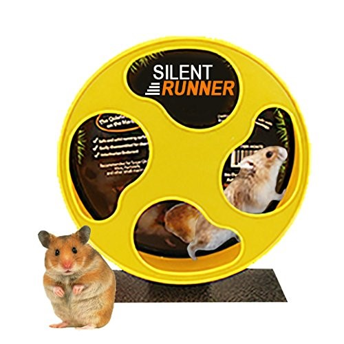 Silent Runner Exercise Wheel - Best Pet Toy