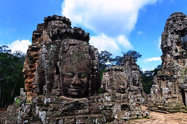 Cambodia - cheap places to travel in Asia