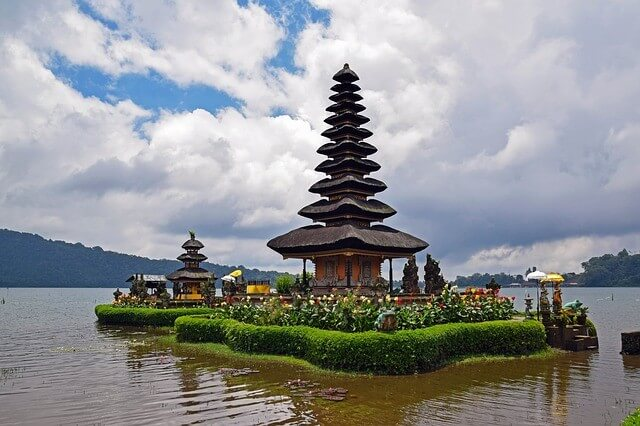 Indonesia - cheap out of country vacations