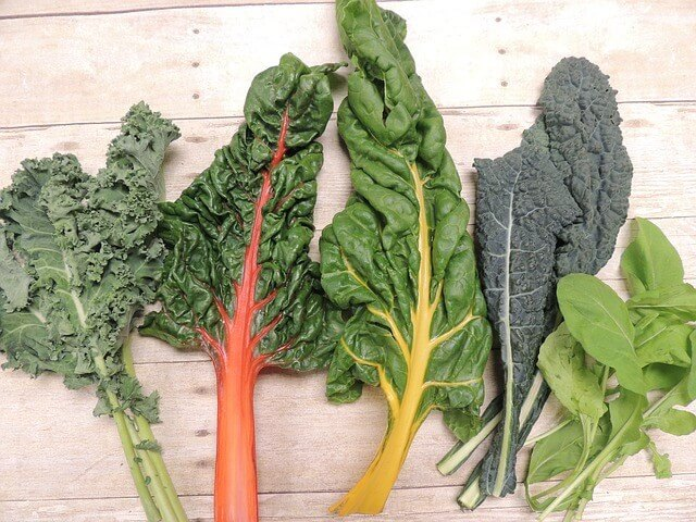 Kale - Green Leafy Vegetables - Best Food for Diabetes Control