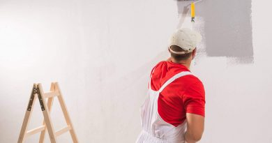 5 Reasons You Should Hire Someone for Painting Services