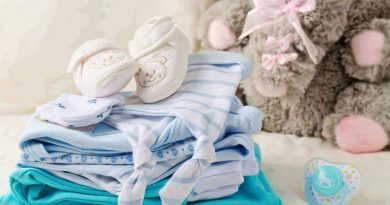 Clever Ways to Organize Baby Clothes