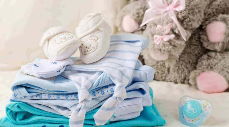 10 Clever Ways to Organize Baby Clothes