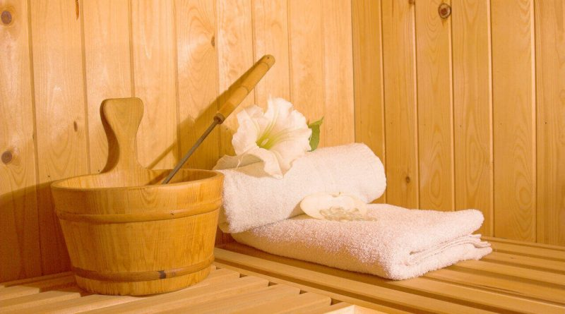 5 Benefits of Using a Sauna