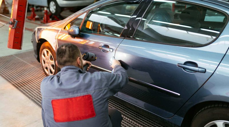 How to Get the Best Deal at an Auto Body Shop