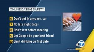 Safety Tips for Women on First Date