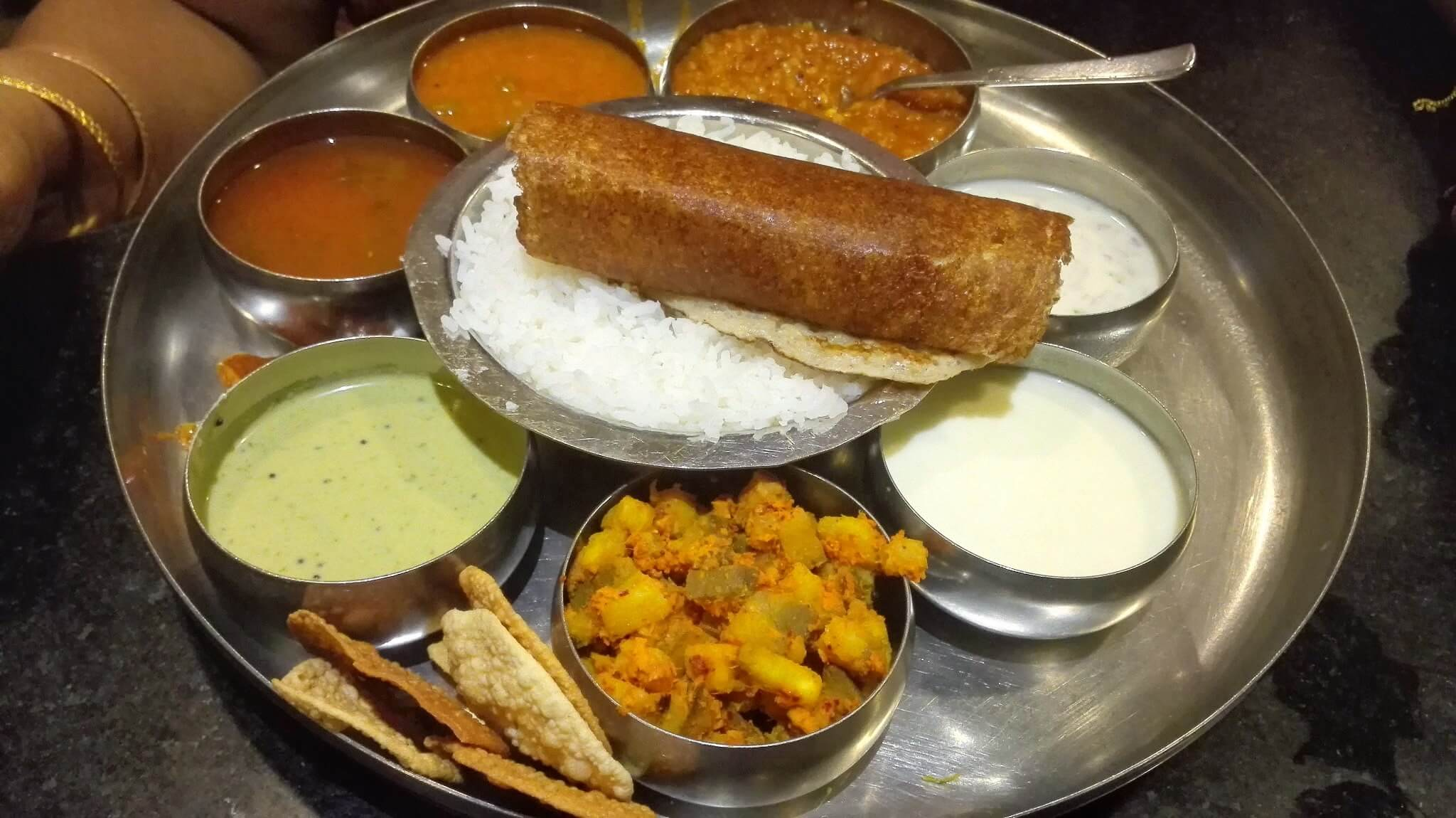 Savor Authentic South Indian Food at Mavalli Tiffin Rooms