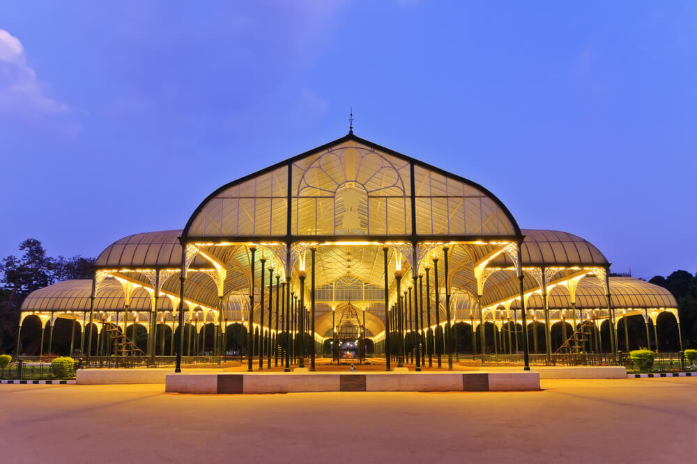 Visit the Expansive Lalbagh Botanical Gardens