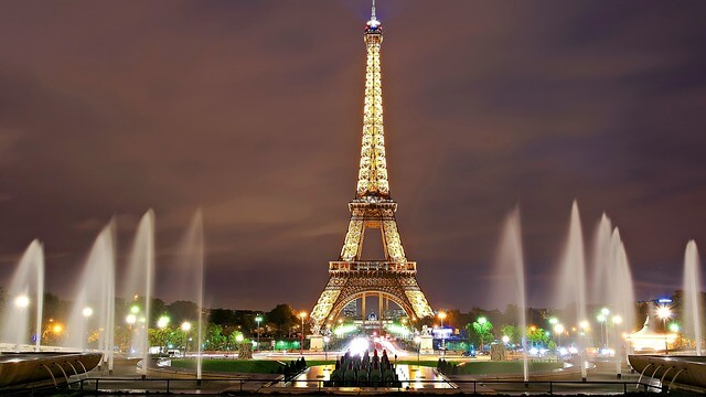 eiffel-tower-Top 5 Places To Visit In Paris