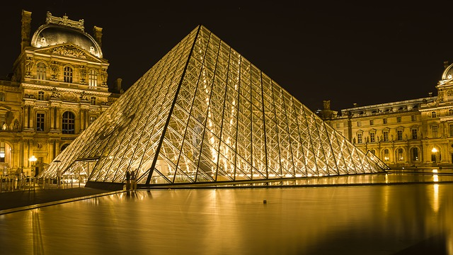 louvre-museum-Places To Visit In Paris