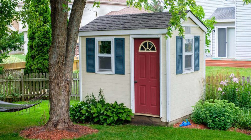 How to Turn Your Garden Shed into a Small Shed House