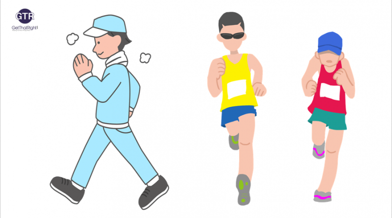 Walking vs Running – What is Better for Burning fat