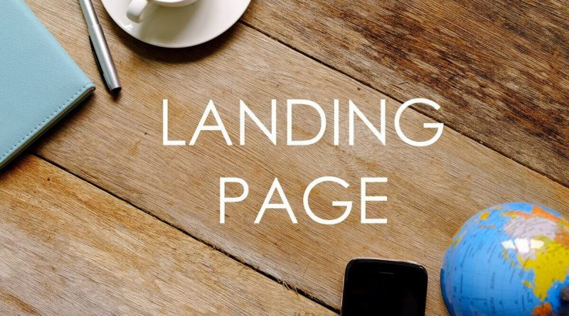5 Tips for Creating an Effective Landing Page