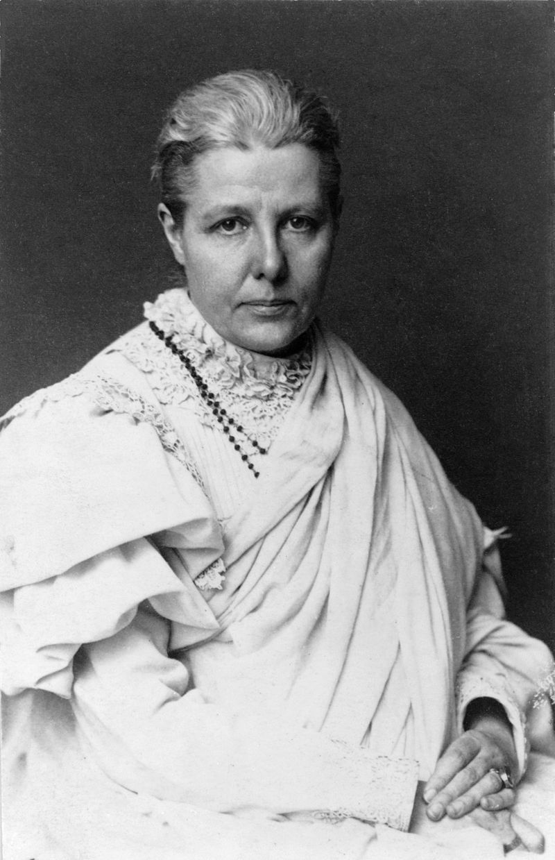 Annie Besant - women freedom fighters of India