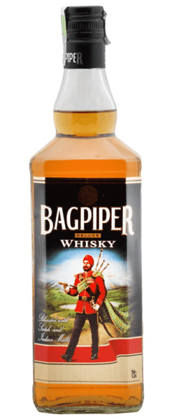 Bagpiper Whisky highest selling whisky Brand