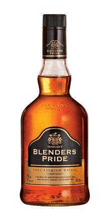 Blenders Pride Whisky most popular Indian whisky brands