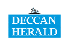 Deccan Herald is another top English daily of India