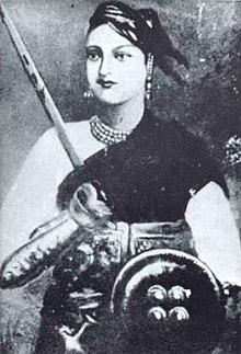 Indian freedom Fighters - Rani of jhansi - Rani Lakshmibai