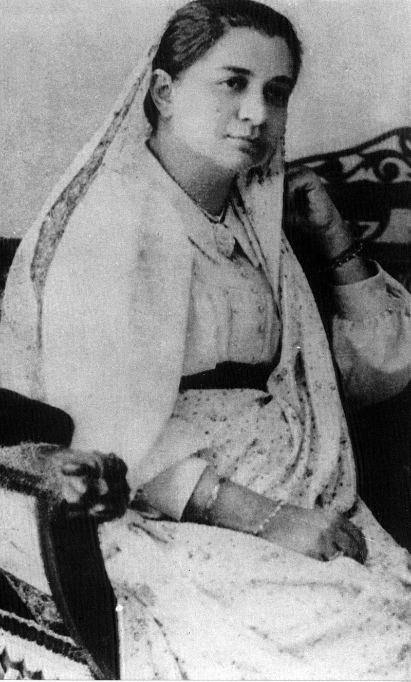 Madam Bhikaiji Cama - women freedom fighters of India