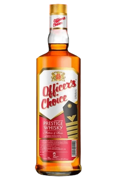 Officers choice Whisky