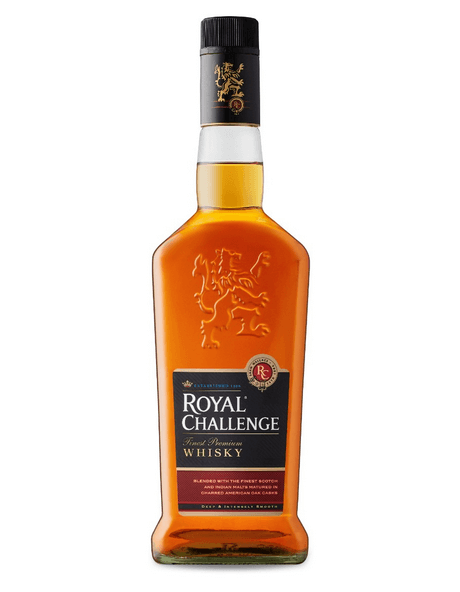 Royal Challenge Whiskey best whisky brands