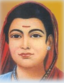 Savitribai Phule - She was imprisoned during the Quit India Movement