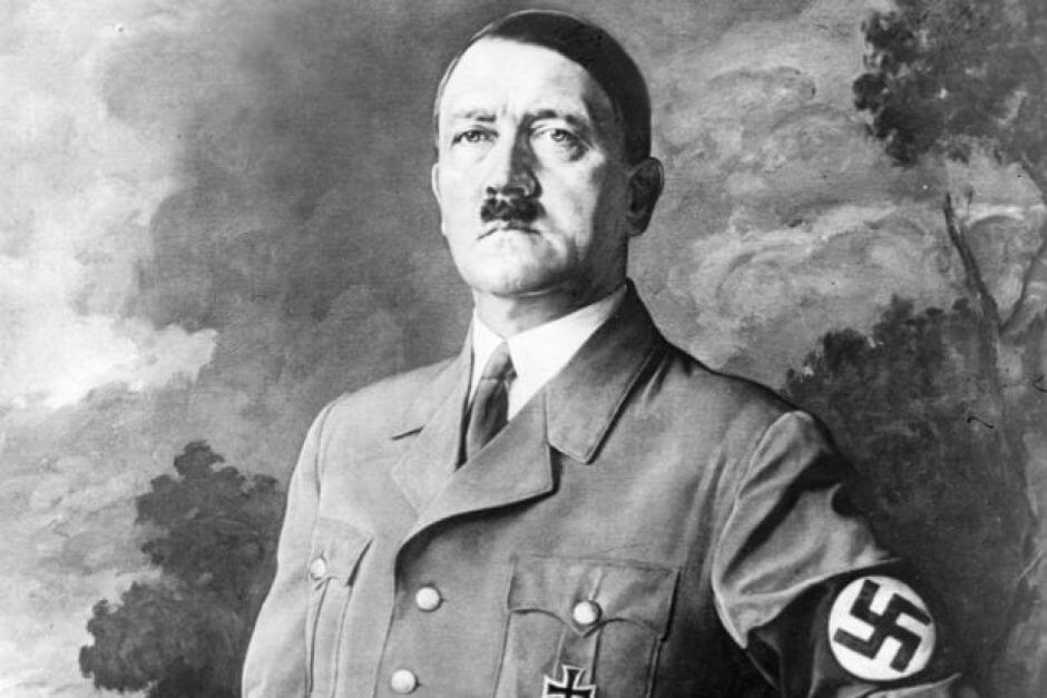Adolf Hitler - wicked and evilest person in the world