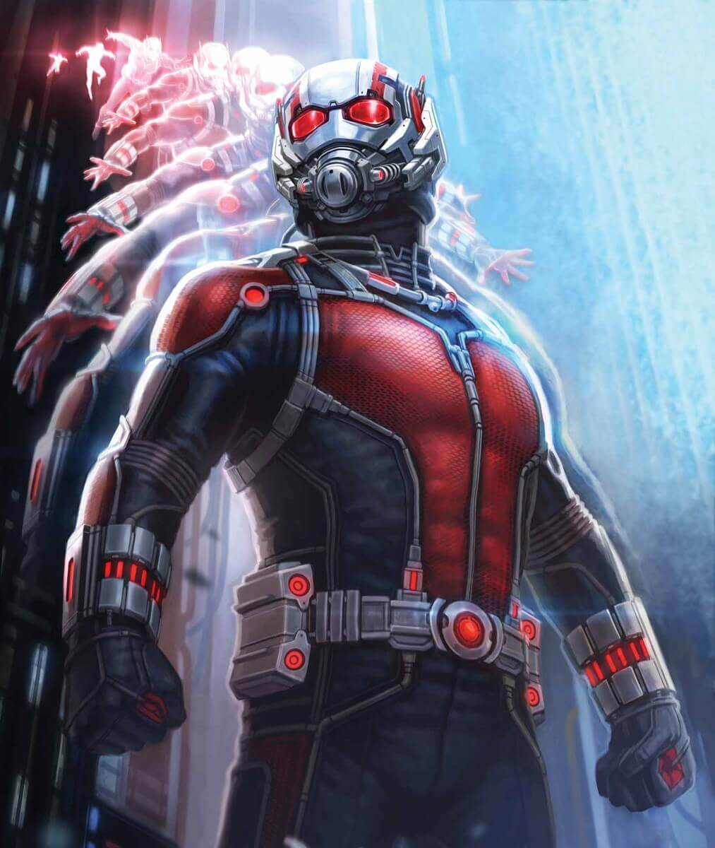 Ant-Man - 10 most powerful superheroes