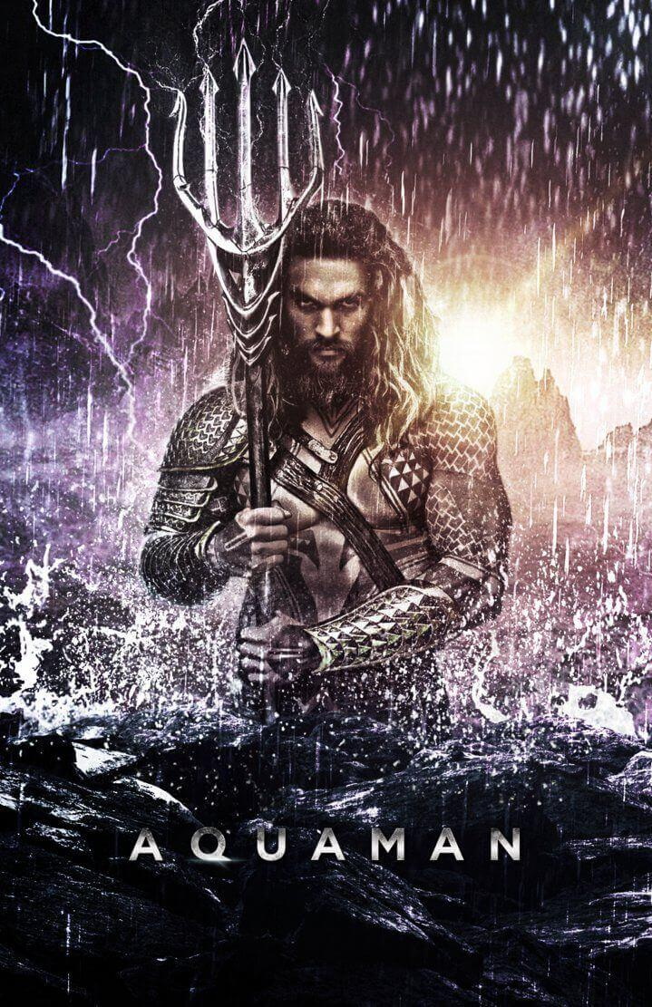 Aquaman - top twenty superheroes