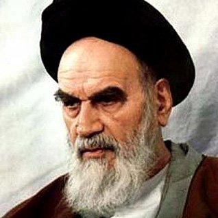 Ayatollah Ruhollah Khomeini - Iran - wicked president in the world