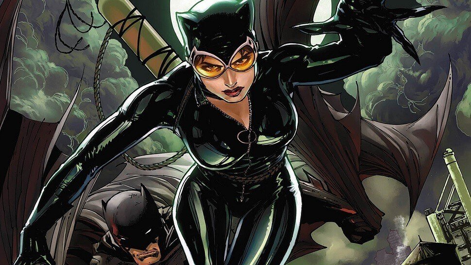Catwoman - female superheroes