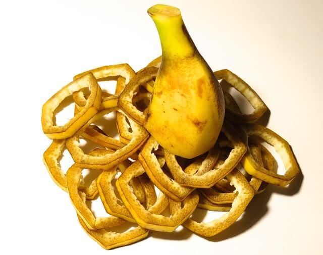 Eating Banana Peels