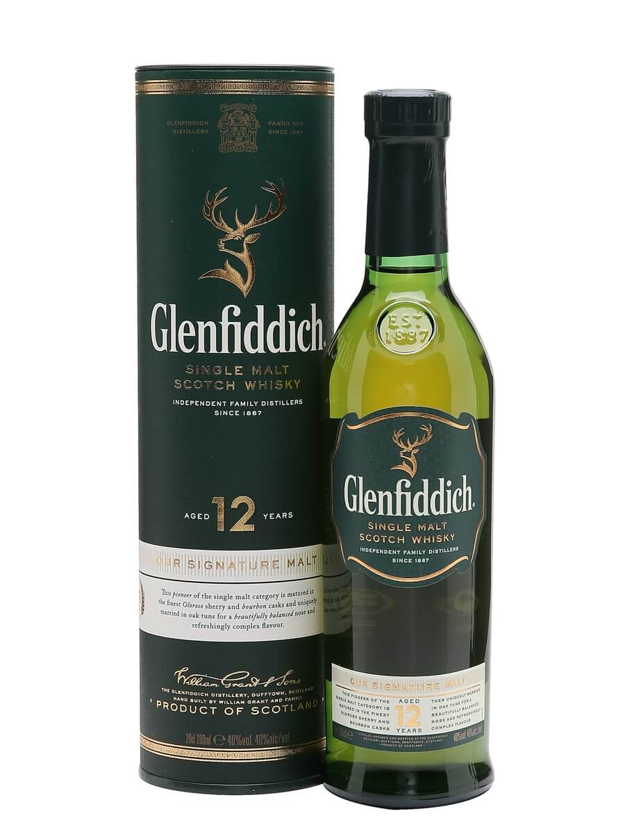 Glenfiddich - Best Single Malt Scotch