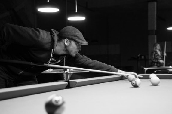 Hand Eye Coordination - Health Benefits of Playing Pool